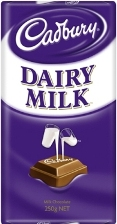 The Ultimate: Cadbury Dairy Milk Chocolate