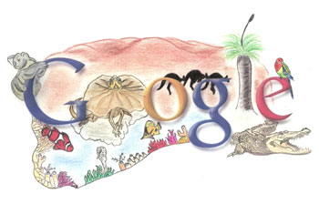 Doodle 4 Google: My Wish For Australia | Alistair Lattimore