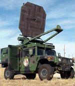 U.S Military Microwave Weapon, a 95Ghz beam to heat up an enemies