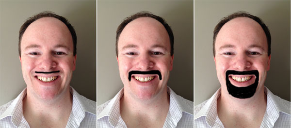 Alistair Lattimore - Movember Concept