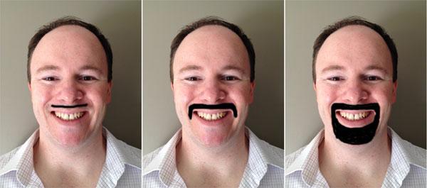 Alistair Lattimore - Movember Concept