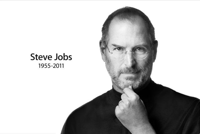 Steve Jobs - Born 24 February 1955, Died 5 October 2011